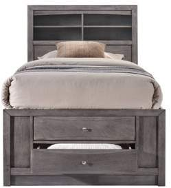 Picket House Furnishings Madison Twin Storage Bed