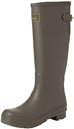 Joules Women's Field Welly Rain Boot 6 Medium UK (8 US)