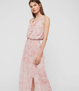 AllSaints Nylah Rosa Dress