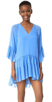 alice + olivia Zoey Tiered Dress $330 thestylecure.com