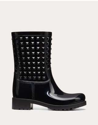 Valentino Rubber Rain Boot 25Mm