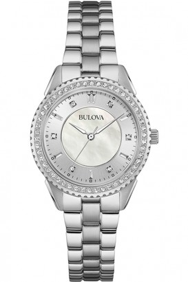 Bulova Ladies Watch 98L217