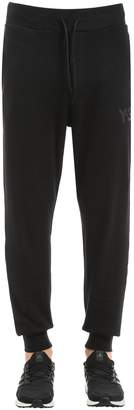 Y-3 Slim Cotton French Terry Sweatpants