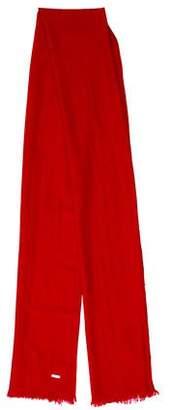 Calvin Klein Wool & Cashmere-Blend Scarf w/ Tags
