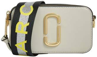 Marc Jacobs Leather Snapshot Camera Cross Body Bag
