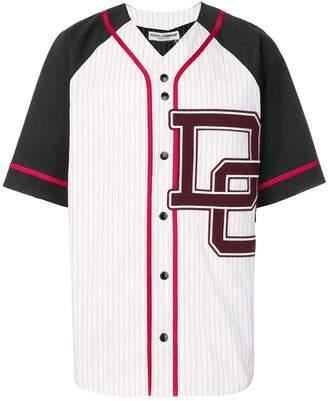 Dolce & Gabbana baseball jersey
