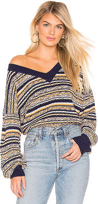 Tularosa Ferry V Neck Sweater