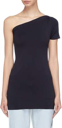 Helmut Lang One-shoulder T-shirt