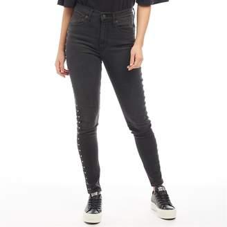 Levi's Womens Mile High Super Skinny Jeans Last Hoorah
