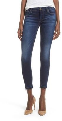 Women's Hudson Jeans 'Krista' Release Hem Jeans $195 thestylecure.com