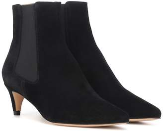 Isabel Marant Detty suede ankle boots