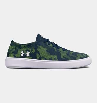 Under Armour Boys' Grade School UA KickIt2 Low Utility Lifestyle Shoes