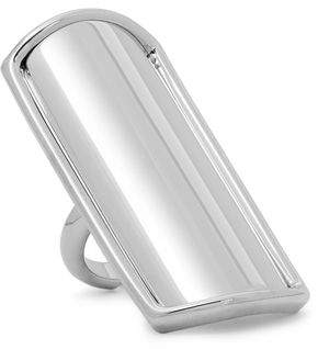 J.W.Anderson Silver-Plated Ring