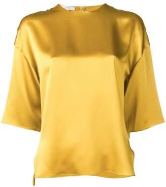 Vince metallic blouse