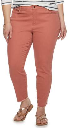 Sonoma Goods For Life Plus Size Sonoma Goods for Life Ankle Jeans