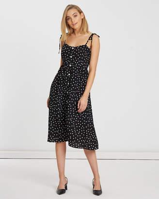 Lola Button Up Dress
