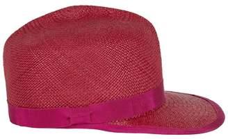Gladys Tamez Millinery King Straw Hat