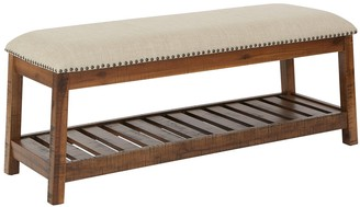 Osp Designs OSP Designs Lansbury Upholstered Bench
