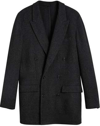 Burberry Prince of Wales double-breasted jacket