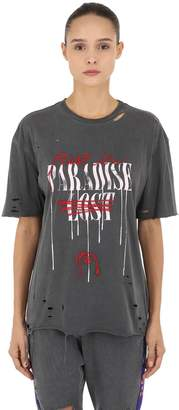 Destroyed Rest In Paradise T-Shirt