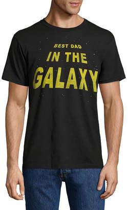 Star Wars Novelty T-Shirts Galaxy Dad Graphic Tee