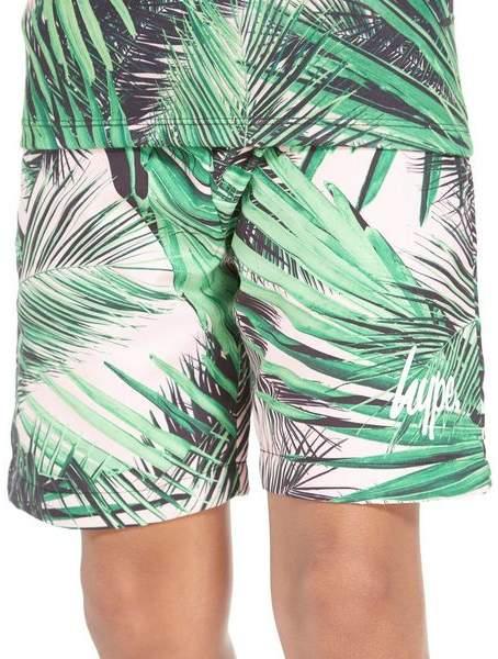 Palm Print Shorts Junior