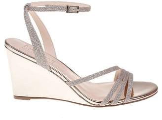0067b3a3c609 Badgley Mischka American Glamour by Party Wedge Sandal