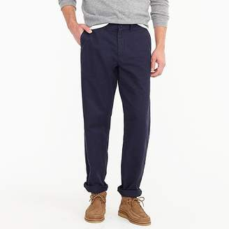 J.Crew 1450 Relaxed-fit Broken-in chino pant
