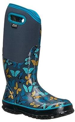 Bogs Women's Classic Butterflies Snow Boot