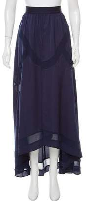 Finders Keepers High-Low Maxi Skirt w/ Tags