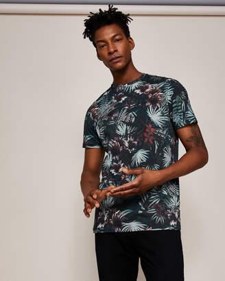 Ted Baker JUNGA Jungle print T-shirt