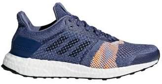 adidas St Womens Running Trainer Shoe Indigo/orange Adult 06 1/2