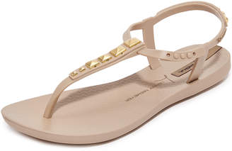 Ipanema Premium Lenny Rocker Sandals $55 thestylecure.com