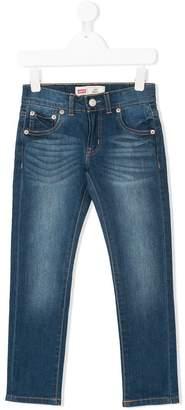 Levi's Kids stretch slim jeans