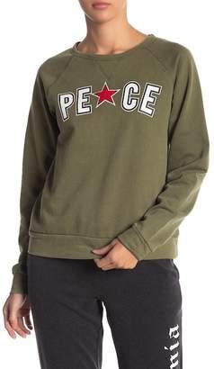 C&C California Chenille Patch Sweatshirt