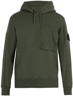 Stone Island SHADOW PROJECT Shadow Project cotton-jersey hooded sweatshirt