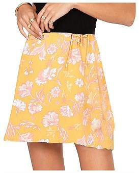 Amuse Society Steal My Heart Skirt