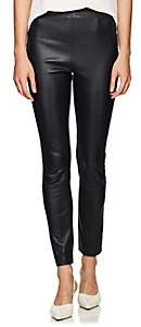 Boon The Shop Women's Leather Leggings - Black