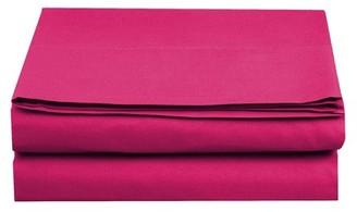 Elegant Comfort 1500 TC Fitted Sheet, Full Size, Pink