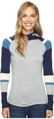 Smartwool Isto Sport Hoodie $150 thestylecure.com