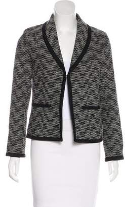 Pendleton Virgin Wool Patterned Blazer