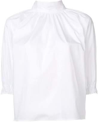 Rosetta Getty Balloon blouse