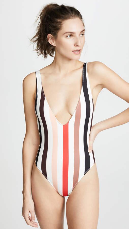 Michelle Stripe One Piece