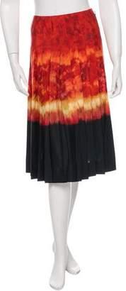 Altuzarra Printed Pleated Skirt w/ Tags