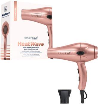Fahrenheit Heat Wave Collection 1875 Watt Ultra Light Blow Dryer