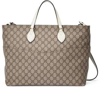 Soft GG Supreme diaper bag $1,890 thestylecure.com