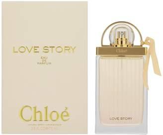 Chloé Parfums Love Story for Women Eau De Parfum Spray 2.5-Ounce/75 Ml