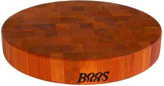 John Boos & Co. Cherry End-Grain Chopping Block, 15""
