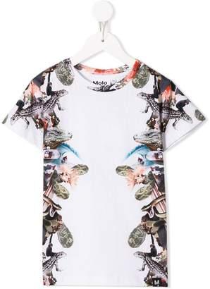 Molo Tropical Fever print T-shirt