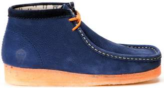 Clarks Wallabee Boot MF DOOM Navy